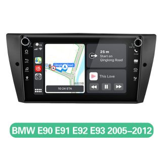 JOYING BMW E90 магнитола 2005-2012 с 4 ГБ + 64 ГБ